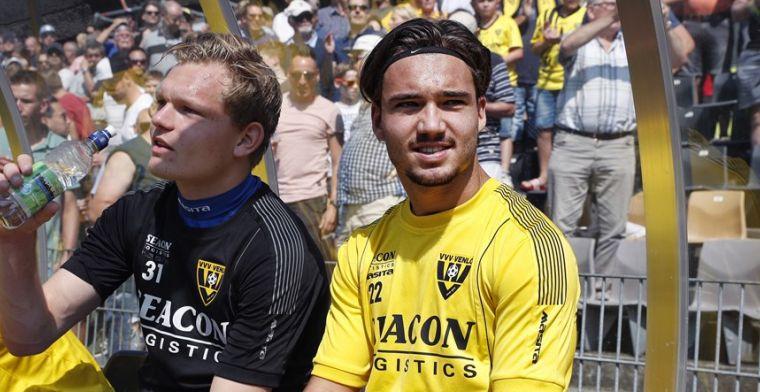 Voormalig Real-toptalent Peeters terug in Nederland: contract voor anderhalf jaar