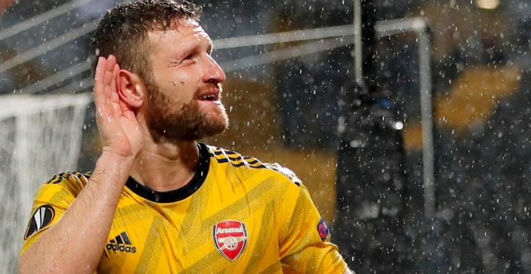 Bekritiseerde Arsenal-flop Mustafi slaat terug: 'Ook ik maak weleens een foutje'