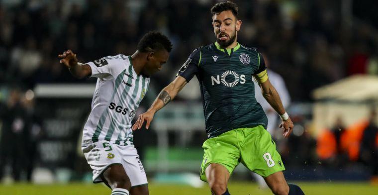 'Sporting houdt toch vast aan vraagprijs, onderhandelingen met United lopen spaak'