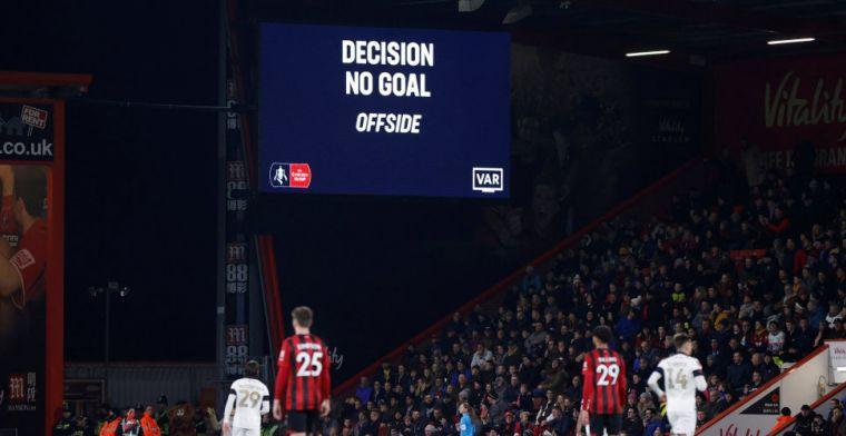 KNVB wil VAR-software uit Premier League: 'Iedereen moet investering doen'