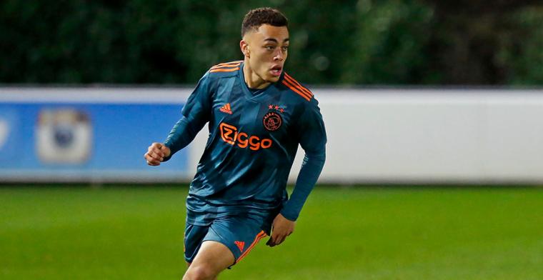Dest blikt terug: 'Als die kans er niet was geweest, speelde ik nu niet bij Ajax'