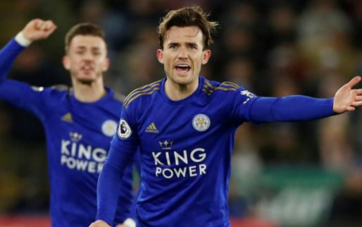 Engelse linksbackcarrousel met Chelsea, Leicester City en Southampton