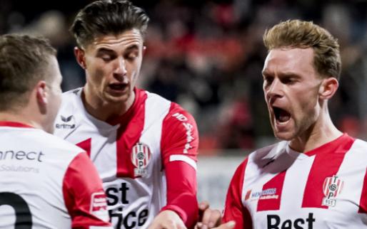 Afbeelding: Cambuur verliest voor tweede keer op rij, doelpuntenregen in Rotterdam