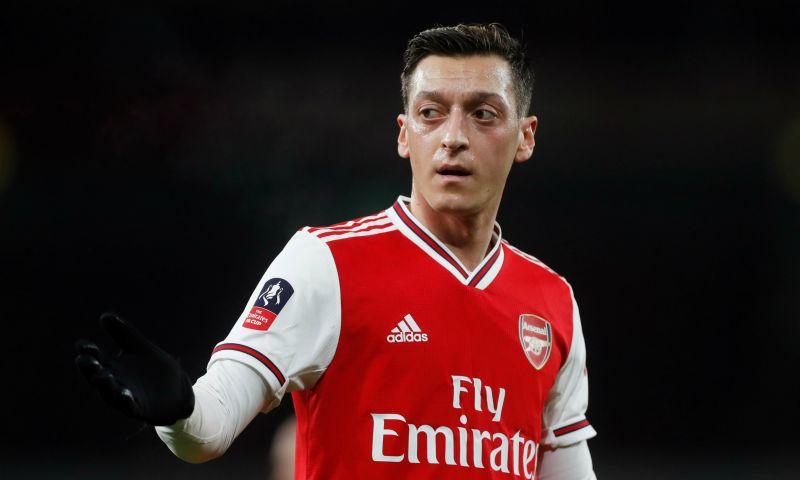 Afbeelding: Özil wil niet vertrekken bij Arsenal en gaat lucratief contract uitdienen
