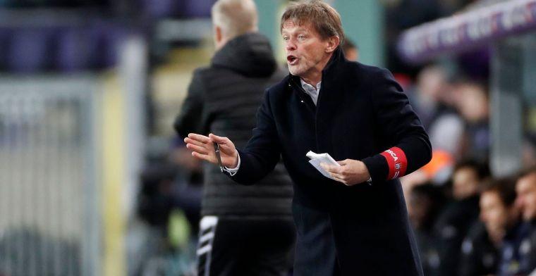 Anderlecht geeft niet op: Dit is voor ons niet de wedstrijd van de laatste kans