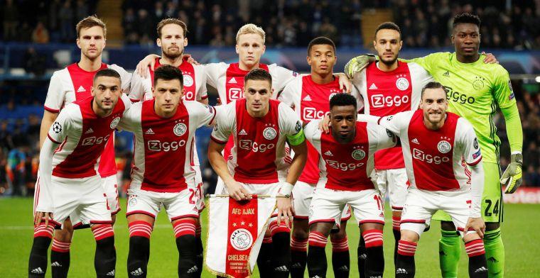 Ajax vreest zomer, maar sluit winterse transfers uit: 'Gevoel leeft heel sterk'