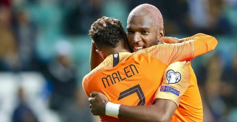 Babel grapt: 'Weet wel voor wie ik een beetje op moet passen bij Ajax'