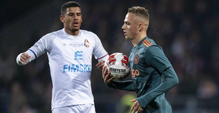 'Eredivisie-huurdeal van Lang rond: Ajax-aanvaller neemt afscheid