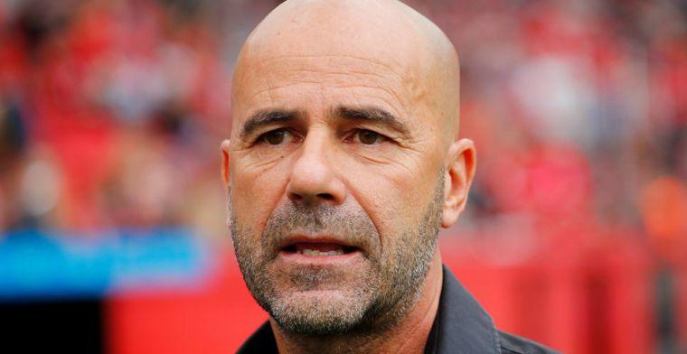 Witte rook uit Duitsland: Bosz verlengt contract bij Bayer Leverkusen