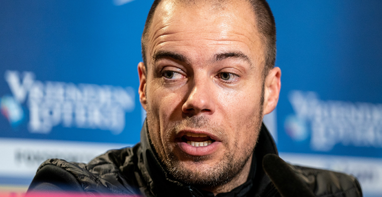 FC Groningen en Buijs willen samen door: 'Dat zei ik al tegen mijn zaakwaarnemer'