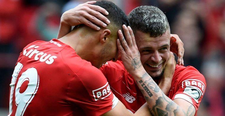 Standard boekt belangrijke overwinning tegen KV Mechelen