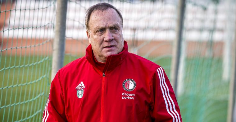Advocaat bevestigt Feyenoord-interesse: 'Maar richten ons ook op anderen'