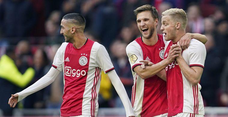 Veltman openhartig bij Ajax: 'Je kan niet iedereen tevreden houden'