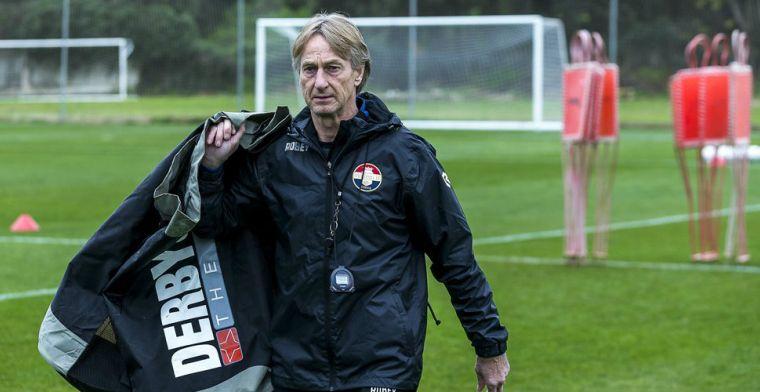 Willem II-selectie alleen maar smaller geworden: 'We moeten heel selectief zijn'