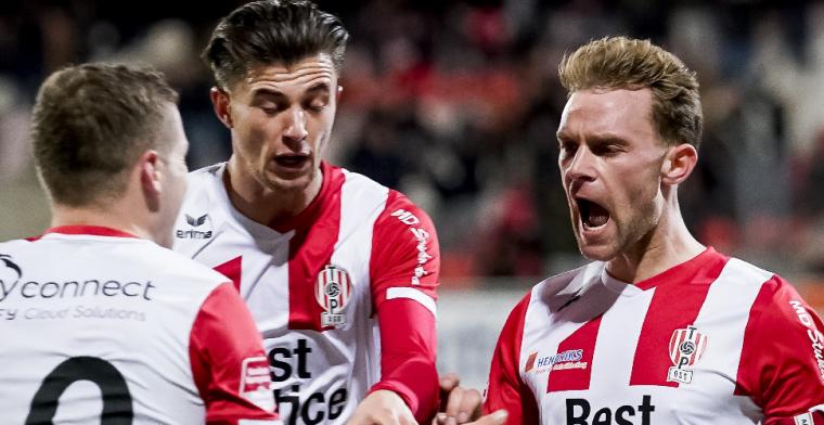 Cambuur verliest voor tweede keer op rij, doelpuntenregen in Rotterdam