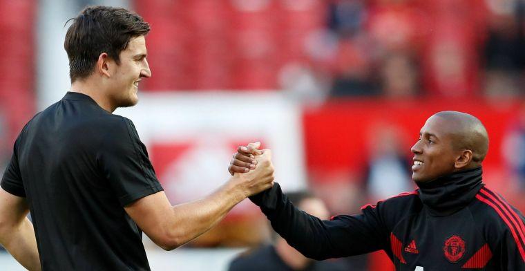 OFFICIEEL: Manchester United maakt vertrek van routinier Young bekend