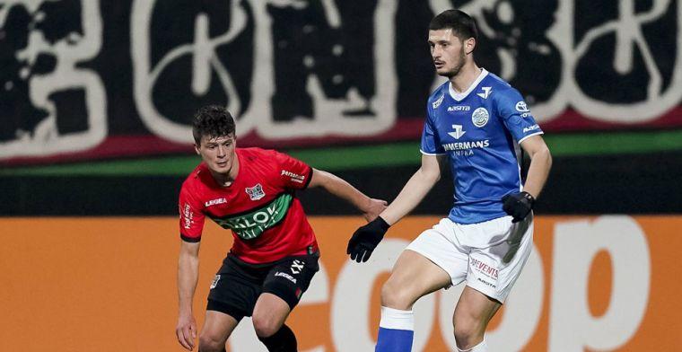 RKC huurt Bulgaarse verdediger van FC Den Bosch en heeft optie tot koop