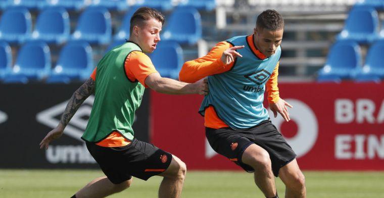 Jong PSV-verdedigers hopen op debuut in PSV 1: 'Je weet het nooit'