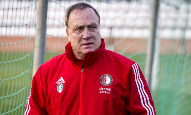 Afbeelding: Advocaat: 'Zou er alles aan doen om deze man voor Feyenoord te behouden'