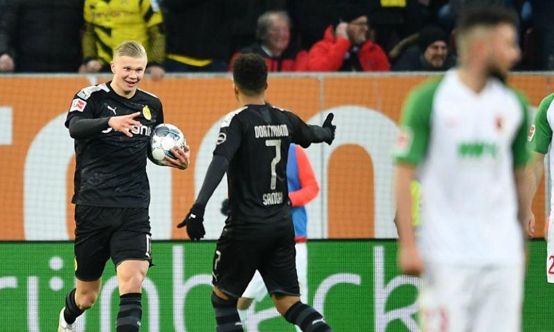 Afbeelding: Haaland met hattrick bij Dortmund-debuut, Dost heeft eerste treffer 2020 te pakken