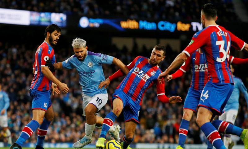Afbeelding: De Bruyne blijft teleurgesteld achter: Man City raakt niet voorbij Crystal Palace