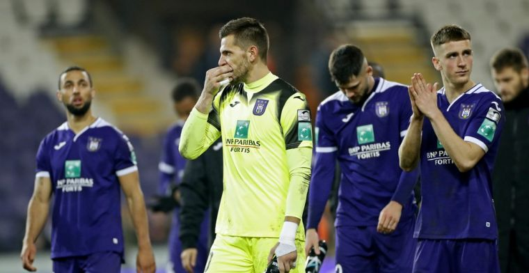 Drie legendes uit glorieperiode van Anderlecht geven aftrap tegen Club Brugge