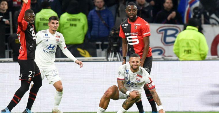 Garcia over situatie na duel met Leipzig: 'Memphis daar gedeeltelijk verloren'
