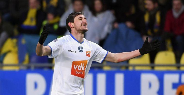 'Gent krijgt stevige klap, Yaremchuk onder het mes en maanden out'