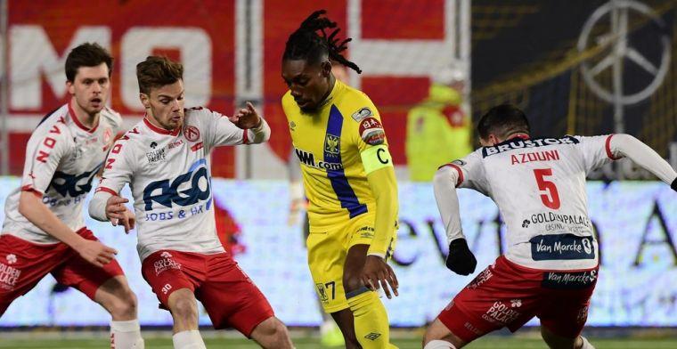 STVV vergroot voorsprong op KV Kortrijk met makkelijke overwinning