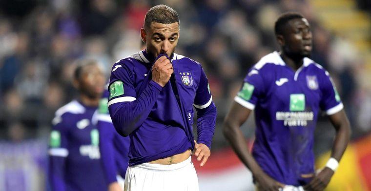 Anderlecht mist Roofe, maar: Het verwondert me dat er nog geen nieuwe spits is