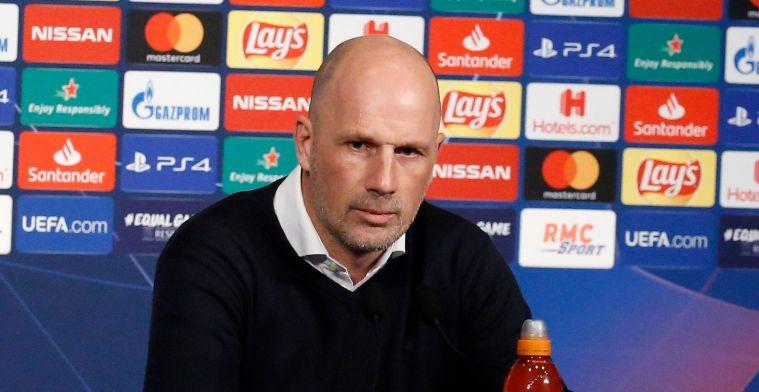 Clement selecteert 22 namen voor trip naar Anderlecht, twijfelgevallen reizen mee