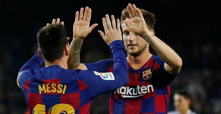 'Juventus en Barcelona overwegen spelersruil: Rakitic kan naar Turijn'
