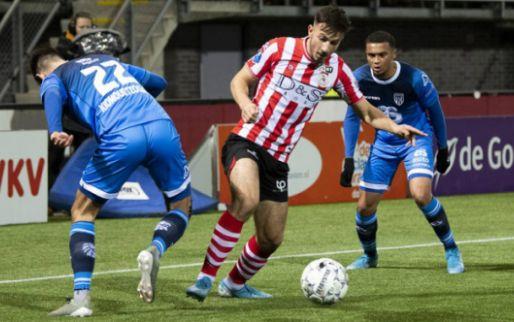 Afbeelding: Update: Brentford-basisspeler Dervisoglu verwacht niet terug te keren bij Sparta