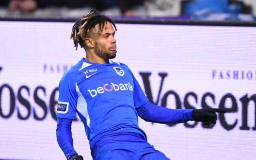 Bongonda (Genk) speelt tegen ex-ploeg: