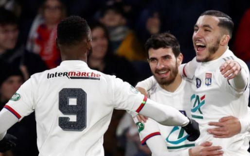 Afbeelding: Ongelooflijk: Toptalent (16) scoort twee keer en geeft twee assists bij Lyon