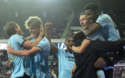 Gouden Schoen Vanaken bezorgt Anderlecht koude douche met twee doelpunten
