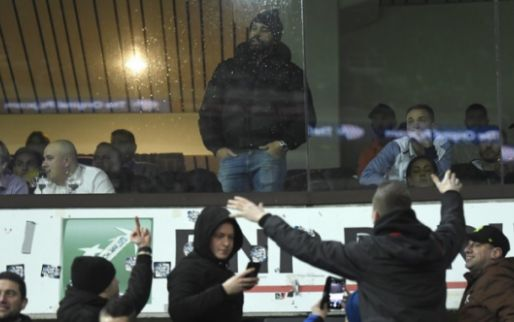 Opvallend: Fans van Club Brugge treiteren 'supporter' Vanden Borre