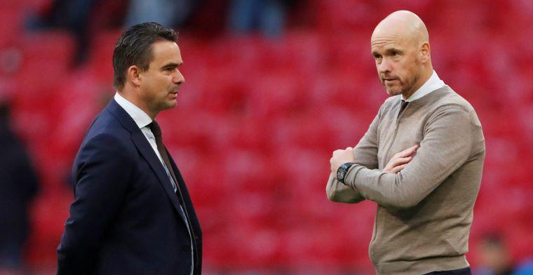 Overmars legt uit: 'Als de speler naar een andere club wil, kan hij gaan'