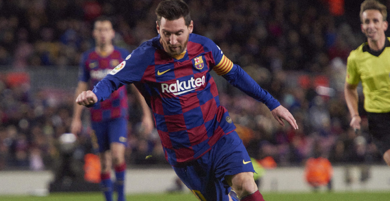 FC Barcelona slaat in slotfase toe en staat weer gelijk met Real Madrid