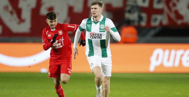 'Zeker, ik kan niet ontkennen dat er contact is geweest met FC Utrecht'