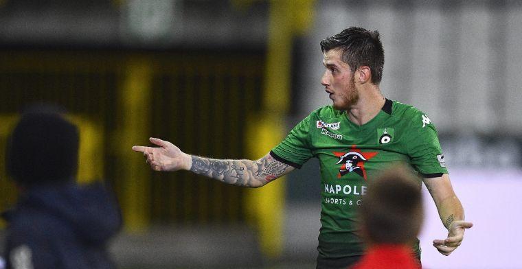 OFFICIEEL: Fiore (ex-Standard) ruilt Cercle Brugge in voor Italië