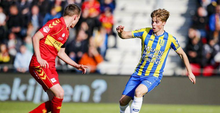 BILD: Hansson staat alweer voor 'Blitz-Abschied' en keert terug in Waalwijk