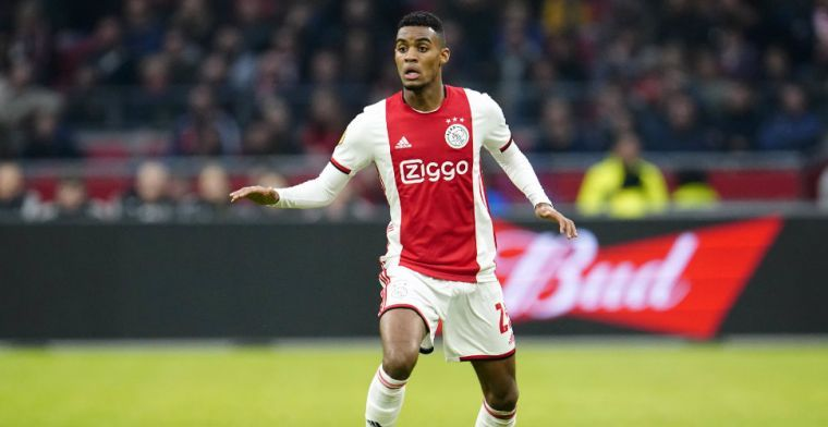 Basisplaats lonkt bij Ajax: 'Ik mag nu met de grote jongens meedoen'