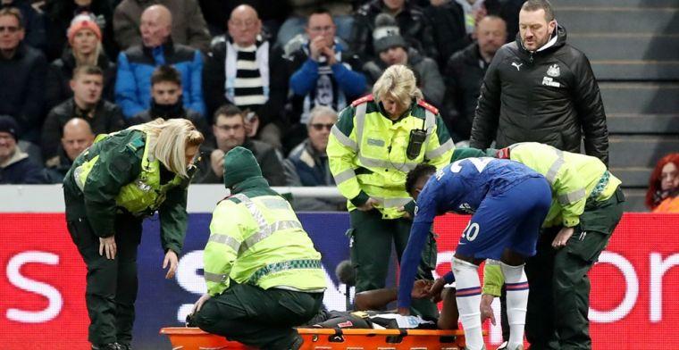Newcastle vreest voor einde seizoen Willems: 'Bang dat het kruisband is'