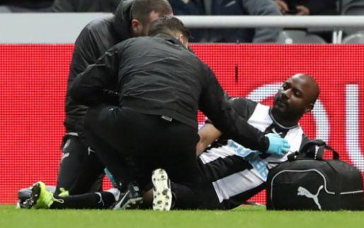 Afbeelding: Willems reageert op zware blessure: 'Terwijl ik dit typ staan m'n ogen vol tranen'