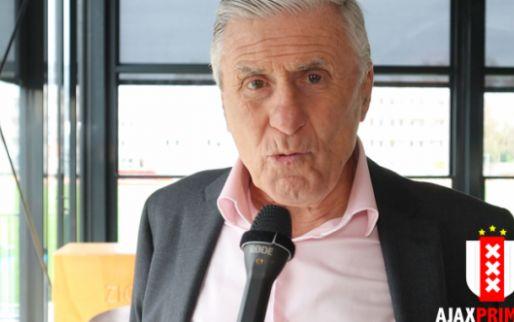 Swart reageert fel op Ajax-'nieuws' van Driessen: