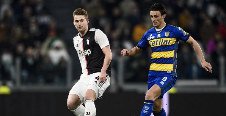 De Ligt: 'In Nederland is top-vier goed, maar Italiaanse teams zijn veel beter'