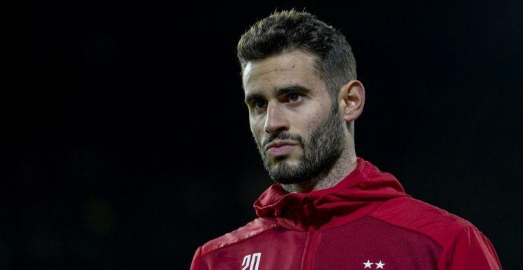 FC Cincinatti is het zat en zet streep door transfer van Pereiro