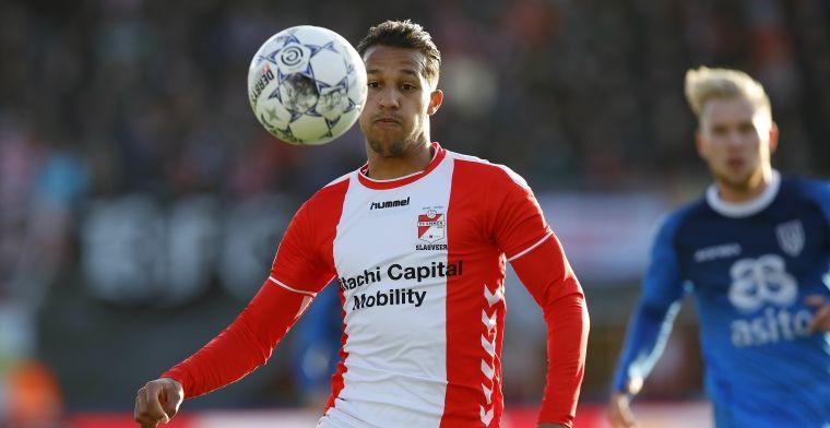 Update: Slagveer maakt vertrek bij FC Emmen bekend: 'Lijn doortrekken'