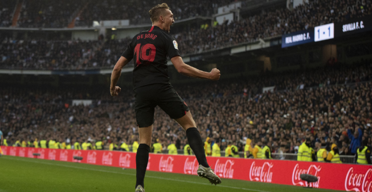 Sevilla-trainer kijkt bij De Jong naar meer dan alleen goals: Zo voelt het zeker